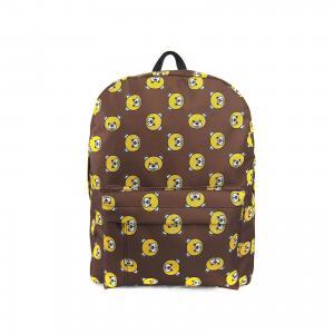 Рюкзак Мишки с 1 карманом, цвет коричневый Creative LLC