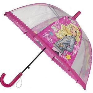 Детский зонт-трость Академия Групп Barbie