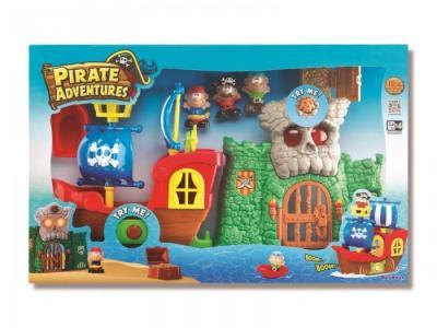 Игровой набор Пиратские приключения 10774 Keenway