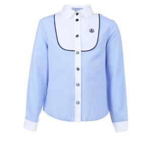 Блузка , цвет: синий Смена