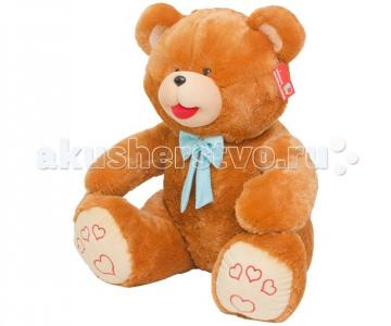 Мягкая игрушка  Медведь с бантом (большой) 52 см Нижегородская