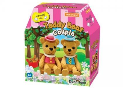 Масса для лепки Teddy Bear Angel Clay