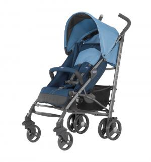 Коляска-трость  Lite Way Top Stroller, цвет: Blue Chicco