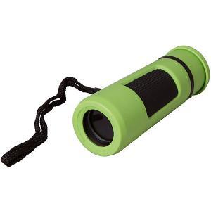 Монокуляр  Topas, 10x25, зеленый Bresser. Цвет: зеленый