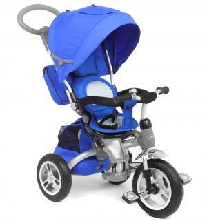 Детский трехколесный велосипед  Twist Trike 360, цвет: синий Capella