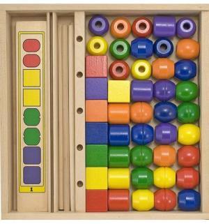 Набор  Первые игрушки Формы и цвета Melissa&Doug