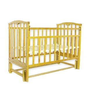 Кровать-качалка  Золушка 5, цвет: светлый Агат