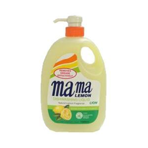 Средство Для мытья посуды и детских принадлежностей , 1 л Mama lemon