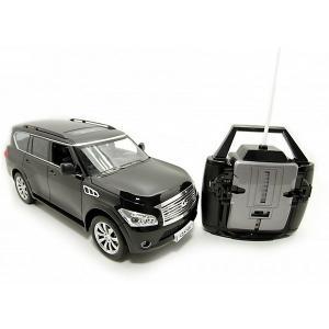 Машина на радиоуправлении  Infiniti QX56 1:14, черная Balbi. Цвет: разноцветный