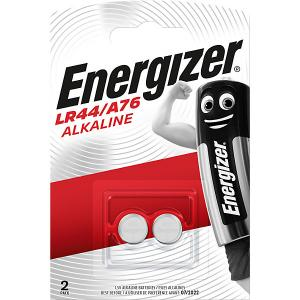 Батарейка алкалиновая  Alkaline, тип LR44, 1 шт Energizer