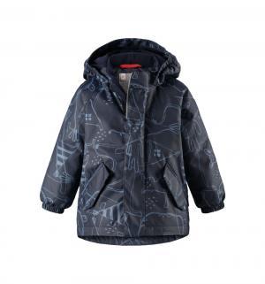 Куртка  Tec Olki, цвет: синий Reima