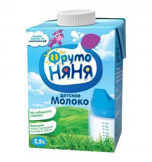 Молоко  ультрапастеризованное, 500 мл ФрутоНяня