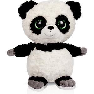 Мягкая игрушка  Панда, 23 см Bebelot. Цвет: черный/белый
