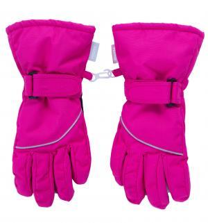 Перчатки, цвет: розовый Reima
