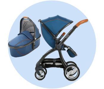 Прогулочная коляска  Stroller c люлькой Carrycot Egg