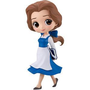 Фигурка Bandai Q Posket Disney Characters Белль в обычной цветовой версии, BDQ4. Цвет: разноцветный