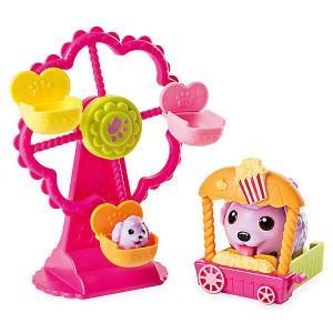 Игровой набор Chubby Puppie, колесо обозрения Puppies