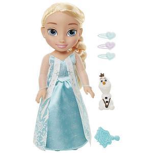 Кукла-малышка Холодное сердце с аксессуарами, Эльза, 35 см. Jakks Pacific