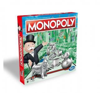Настольная игра  Классическая Монополия (обновленная) Monopoly