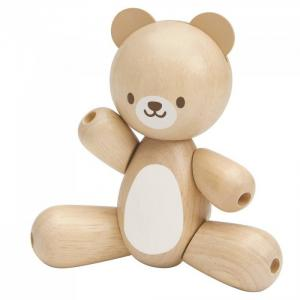 Деревянная игрушка  Игрушечный мишка Plan Toys
