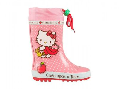 Сапоги резиновые  розовый, р.31 Hello Kitty