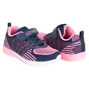 Кроссовки , цвет: розовый/синий Kenka
