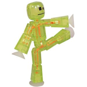 Игрушка-фигурка  Stikbot, салатовая Zing