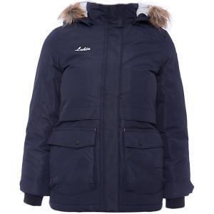 Утепленная куртка Luhta. Цвет: синий