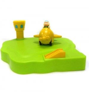 Игровой набор для ванны  Аэродром Жирафики