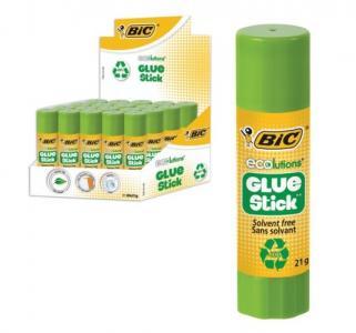 Клей-карандаш  Ecolutions 21 гр Bic