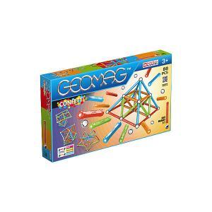 Конструктор магнитный  Confetti, 88 деталей Geomag