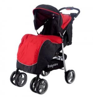 Прогулочная коляска  Voyager, цвет: red Baby Care