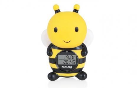 Термометр для воды  rmo Bath с часами Miniland Thermo