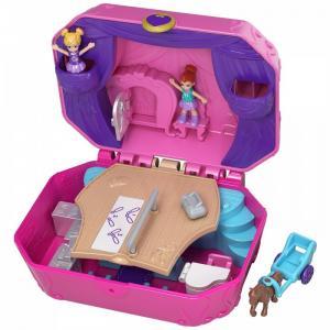 Компактный игровой набор Музыкальная шкатулка Polly Pocket