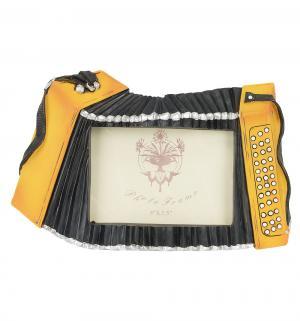Фоторамка , Аккордеон цвет: черный Miolla