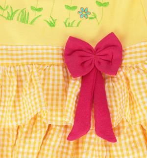 Платье , цвет: желтый Damy-M