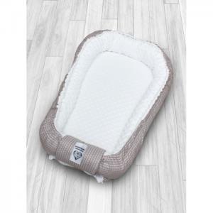 Exclusive Soft Подушка-позиционер для сна кокон-гнездышко Косичка AmaroBaby