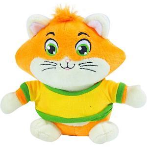 Мягкая игрушка  44 котёнка Пончик, 13 см Rainbow. Цвет: оранжевый