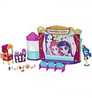 Игровой набор  Мини Кинотеатр Equestria Girls