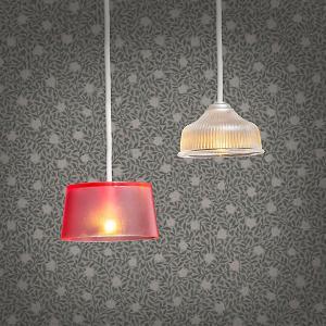 Освещение для домика  Потолочные люстры, 2 шт Lundby. Цвет: разноцветный