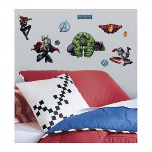 Наклейки для декора Мстители (персонажи) RoomMates