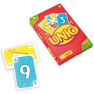 Карточная игра  Унио Рыжий кот