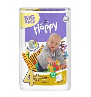 Подгузники  Baby Happy Maxi Plus 4+ (9-20 кг) 1 шт. Bella