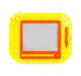 Доска для рисования Наша Игрушка. Цвет: оранжевый