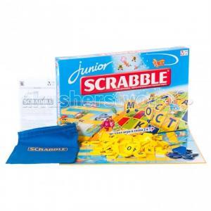 Mattel Настольная игра  Junior Y9736 Scrabble