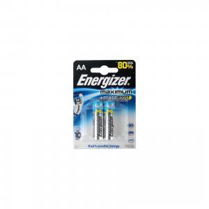 Батарейка  MAX LR6/E91 AA 2 шт Energizer