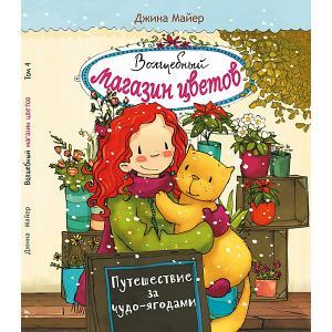 Волшебный магазин цветов. Путешествие за чудо-ягодами, Майер Д. Стрекоза