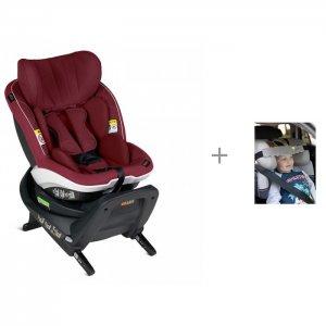 Автокресло  iZi Turn i-Size и АвтоБра Чехол под детское кресло малый BeSafe