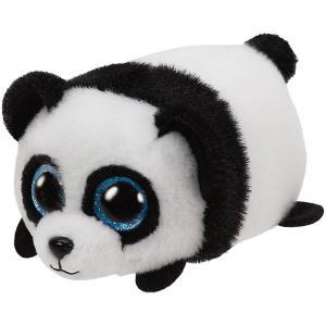 Мягкая игрушка TY Панда Puck, 10 см