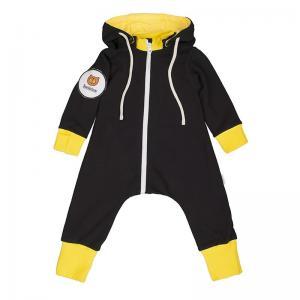 Комбинезон , цвет: черный/желтый Bambinizon